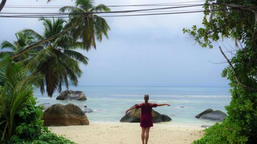 Header ik op Seychellen